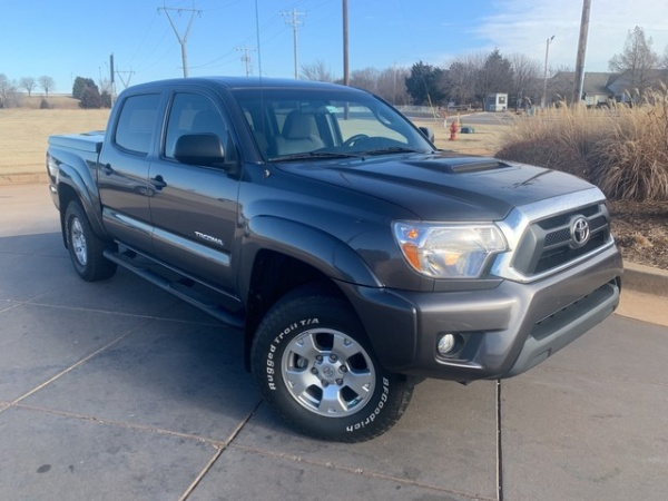 2015 Toyota Tacoma in Oklahoma City, OK