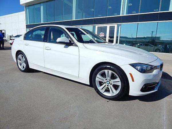 2016 BMW 3 Series in Tulsa, OK