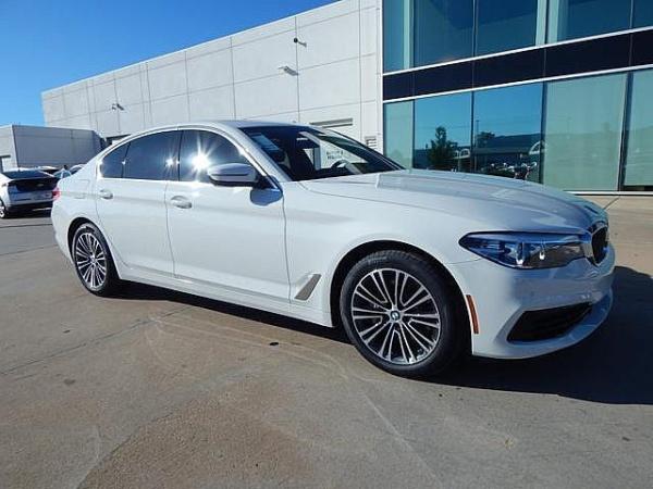 2020 BMW 5 Series in Tulsa, OK