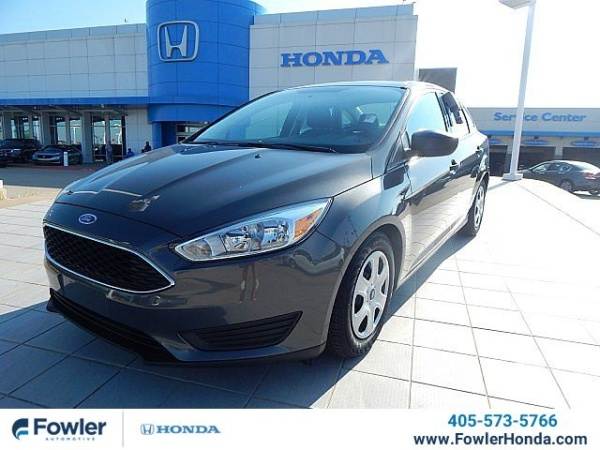 2016 Ford Focus in Norman, OK
