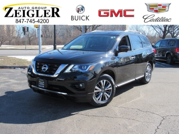 2019 Nissan Pathfinder in Lincolnwood, IL