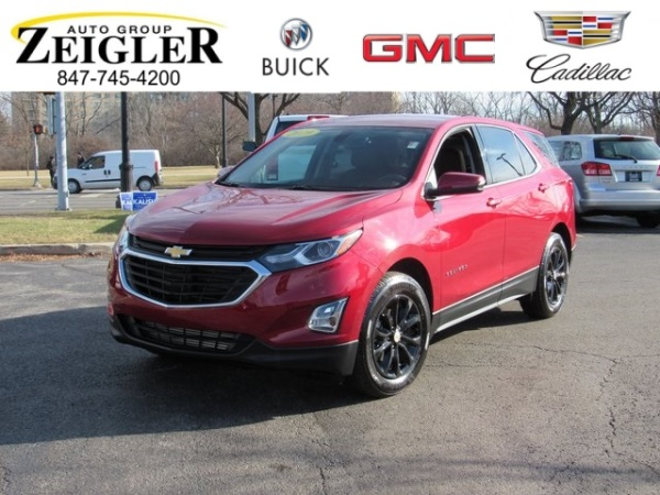 2019 Chevrolet Equinox in Lincolnwood, IL