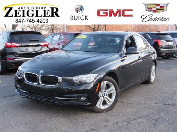 2017 BMW 3 Series in Lincolnwood, IL