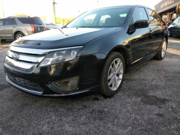 2012 Ford Fusion in Jacksonville, FL