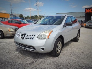 2008 Nissan Rogue S Fwd For In Jacksonville Fl