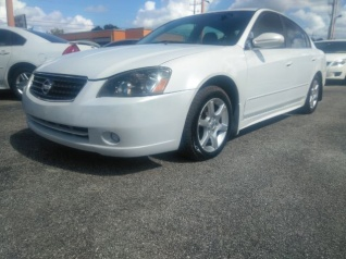 Used 2005 Nissan Altima 2.5 SL Auto For Sale In Jacksonville, FL