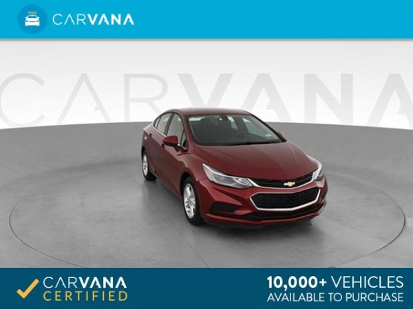 2017 Chevrolet Cruze in Blue Mound, TX