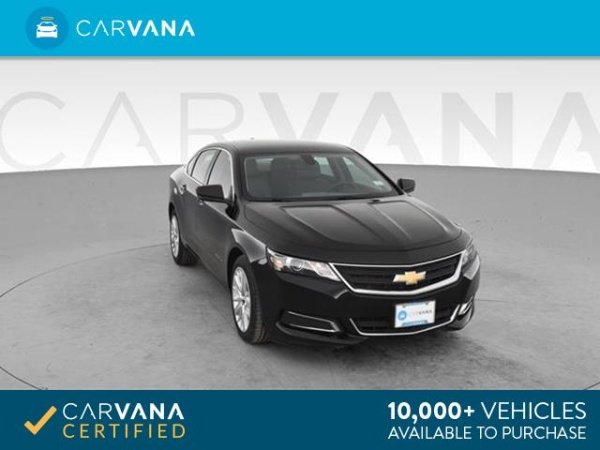 2018 Chevrolet Impala Unknown