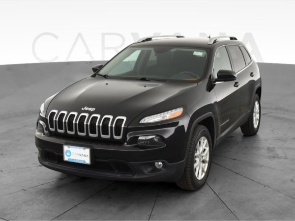 2016 Jeep Cherokee in Blue Mound, TX
