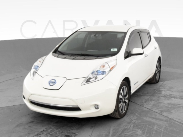 2015 Nissan LEAF in Blue Mound, TX