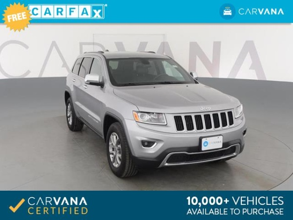 2015 Jeep Grand Cherokee in Blue Mound, TX
