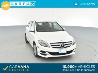 Used 2017 Mercedes Benz B Cl Hatchback Electric Drive For In Miami