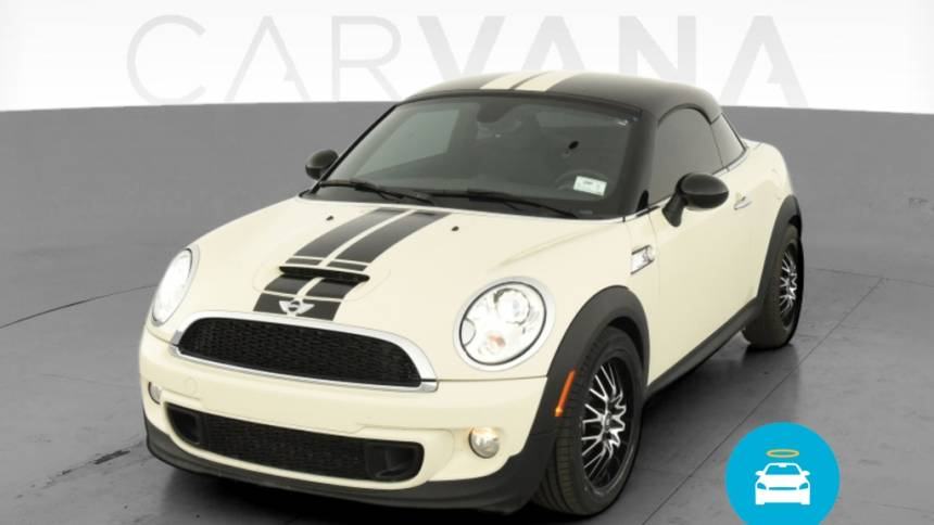 2013 MINI Cooper Coupe Cooper S