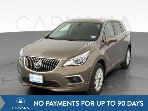2017 Buick Envision in Blue Mound, TX