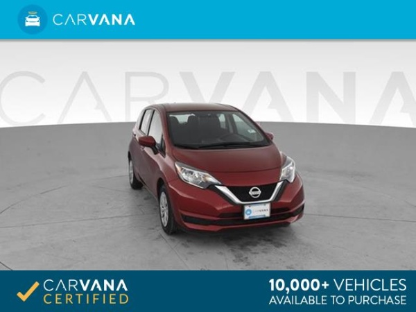 2018 Nissan Versa in Blue Mound, TX