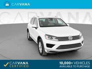 2017 Volkswagen Touareg V6 Sport With Technology >> Used Volkswagen Touareg For Sale In Augusta Ga 11 Used