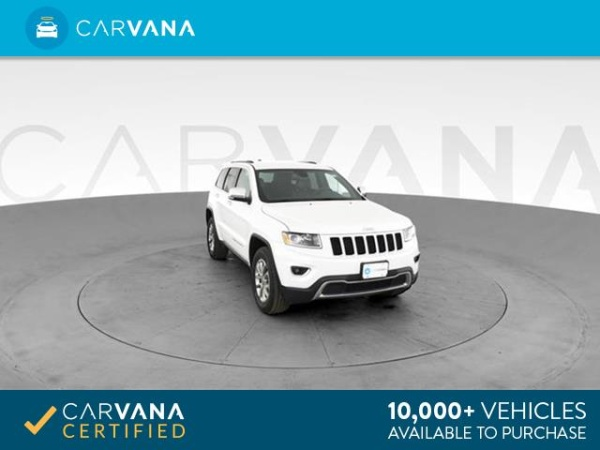 2016 Jeep Grand Cherokee in Blue Mound, TX