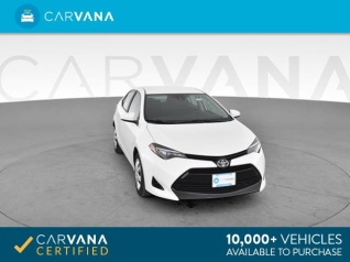 2018 Toyota Corolla Le Cvt For In Saint Louis Mo