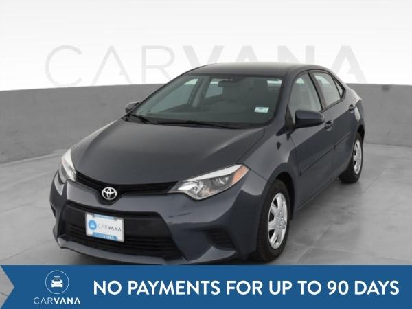 2014 Toyota Corolla in Blue Mound, TX