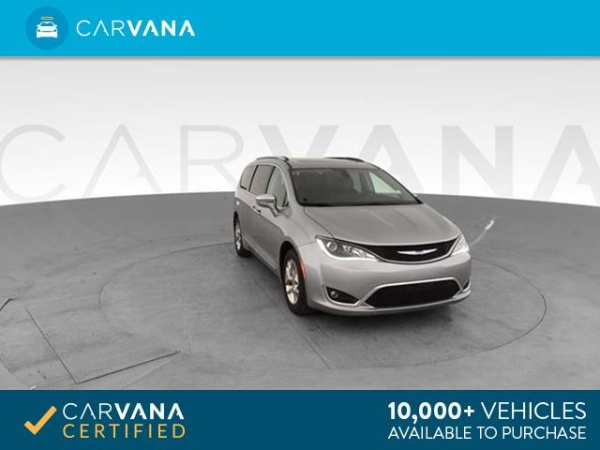 2018 Chrysler Pacifica in Blue Mound, TX