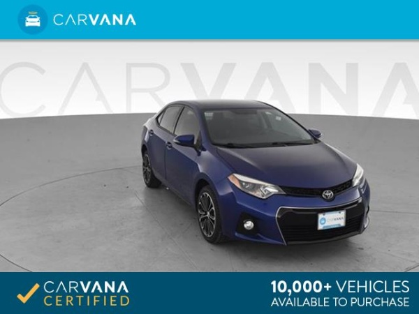 2015 Toyota Corolla in Blue Mound, TX