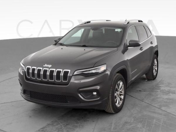 2019 Jeep Cherokee in Blue Mound, TX