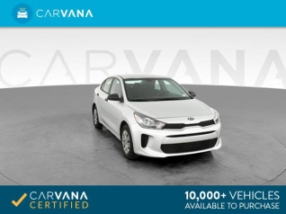 2018 Kia Rio Lx Sedan Manual For In Memphis Tn
