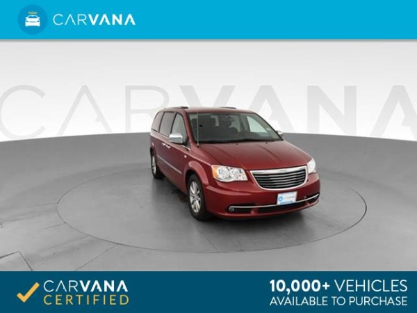 2014 Chrysler Town & Country in Blue Mound, TX