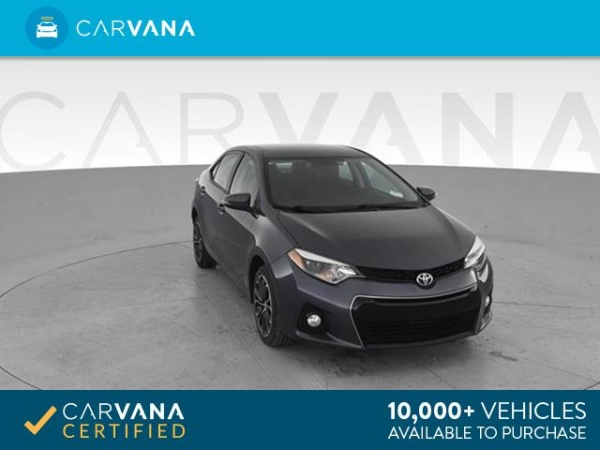 2016 Toyota Corolla in Blue Mound, TX