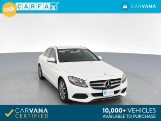 Used 2015 Mercedes Benz C Class C 300 Sedan RWD For Sale In Arlington