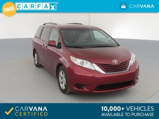 Used 2017 Toyota Sienna LE 8 Passenger FWD For Sale In Knoxville, TN