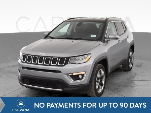 2019 Jeep Compass in Blue Mound, TX