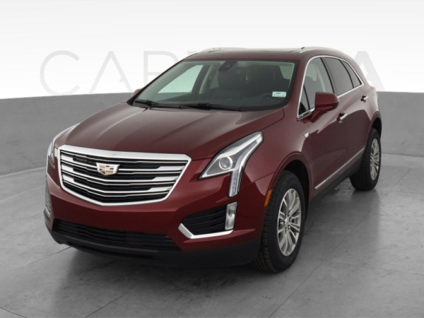 2017 Cadillac XT5 in Blue Mound, TX