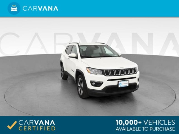 2017 Jeep Compass in Blue Mound, TX