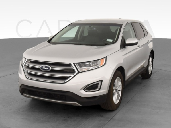 2018 Ford Edge in Blue Mound, TX