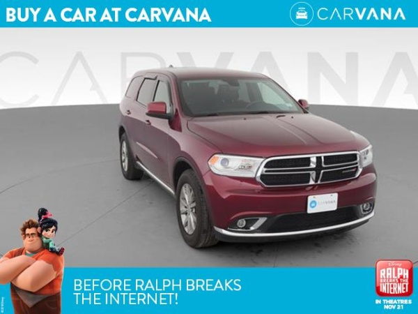 2017 Dodge Durango in Blue Mound, TX