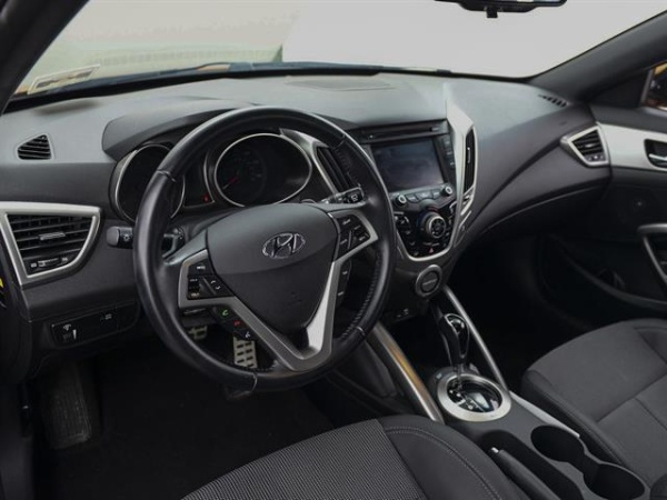 2016 Hyundai Veloster Base Automatic For In Blue Mound