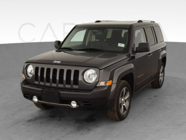 2017 Jeep Patriot in Blue Mound, TX