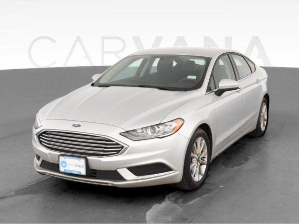 2017 Ford Fusion in Blue Mound, TX