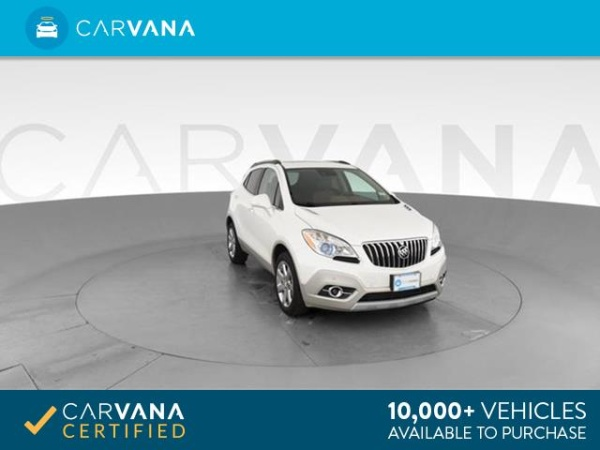 2016 Buick Encore in Blue Mound, TX