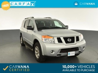 Used 2015 Nissan Armada SV 4WD For Sale In Knoxville, TN