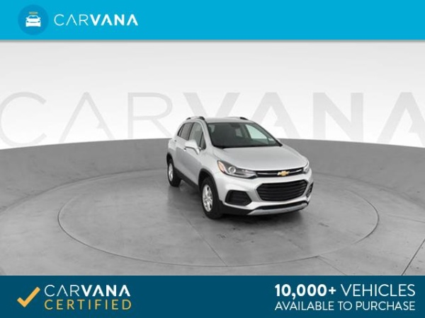 2018 Chevrolet Trax in Blue Mound, TX