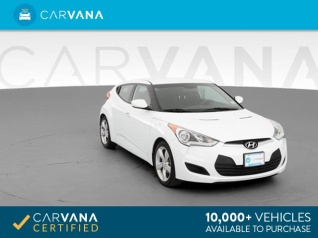 2017 Hyundai Veloster Re Flex With Red Interior Automatic For In Memphis Tn
