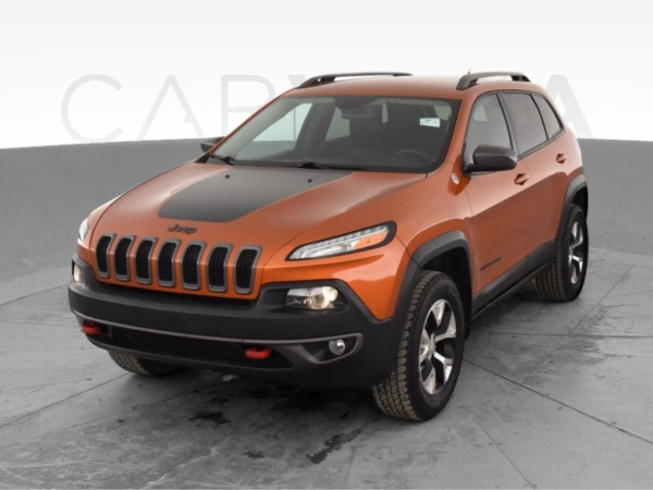 2015 Jeep Cherokee in Blue Mound, TX