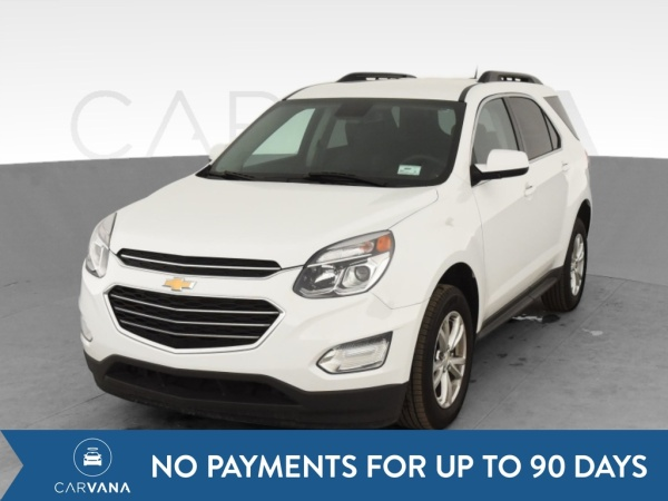 2017 Chevrolet Equinox in Blue Mound, TX
