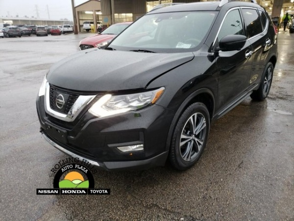 2017 Nissan Rogue in St. Joseph, MO