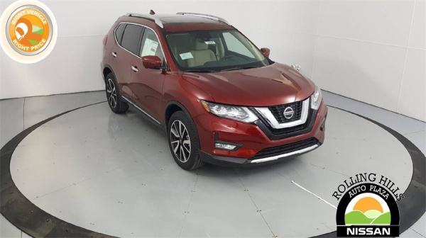 2020 Nissan Rogue in St. Joseph, MO