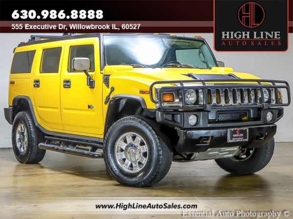 2004 HUMMER H2 in Willowbrook, IL