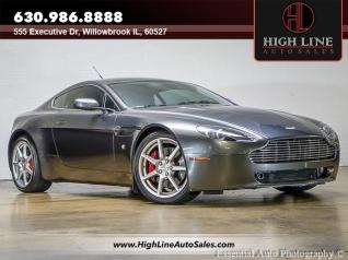 Aston Martin Used >> Used Aston Martins For Sale In Chicago Il Truecar