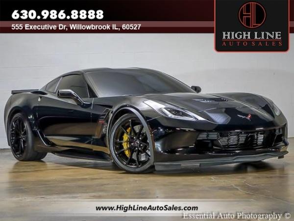 2017 Chevrolet Corvette Grand Sport 1LT Coupe For Sale in